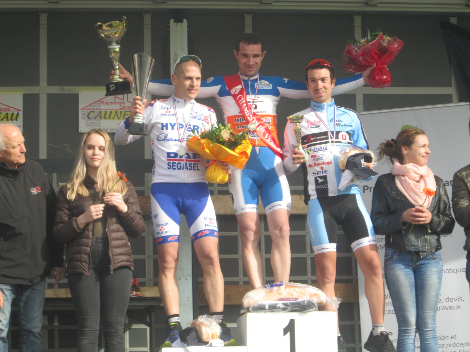 champion de Vendée 2018 PassCyclisme